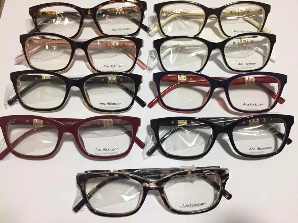 da2436ef2 armação oculos grau feminino original acetato metal promoção. Carregando  zoom.
