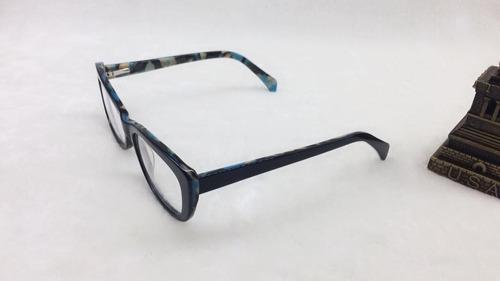 72def2f633265 armação óculos grau feminino quadrado médio promoção a035. Carregando zoom.