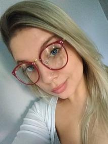 a7403b51a Armação Óculos Grau Feminino Quadrado Redondo Barato Acetato