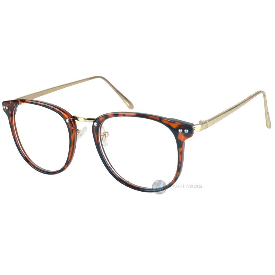 1c9bd0117587f armação óculos grau feminino retrô preto quadrado redondo. Carregando zoom.