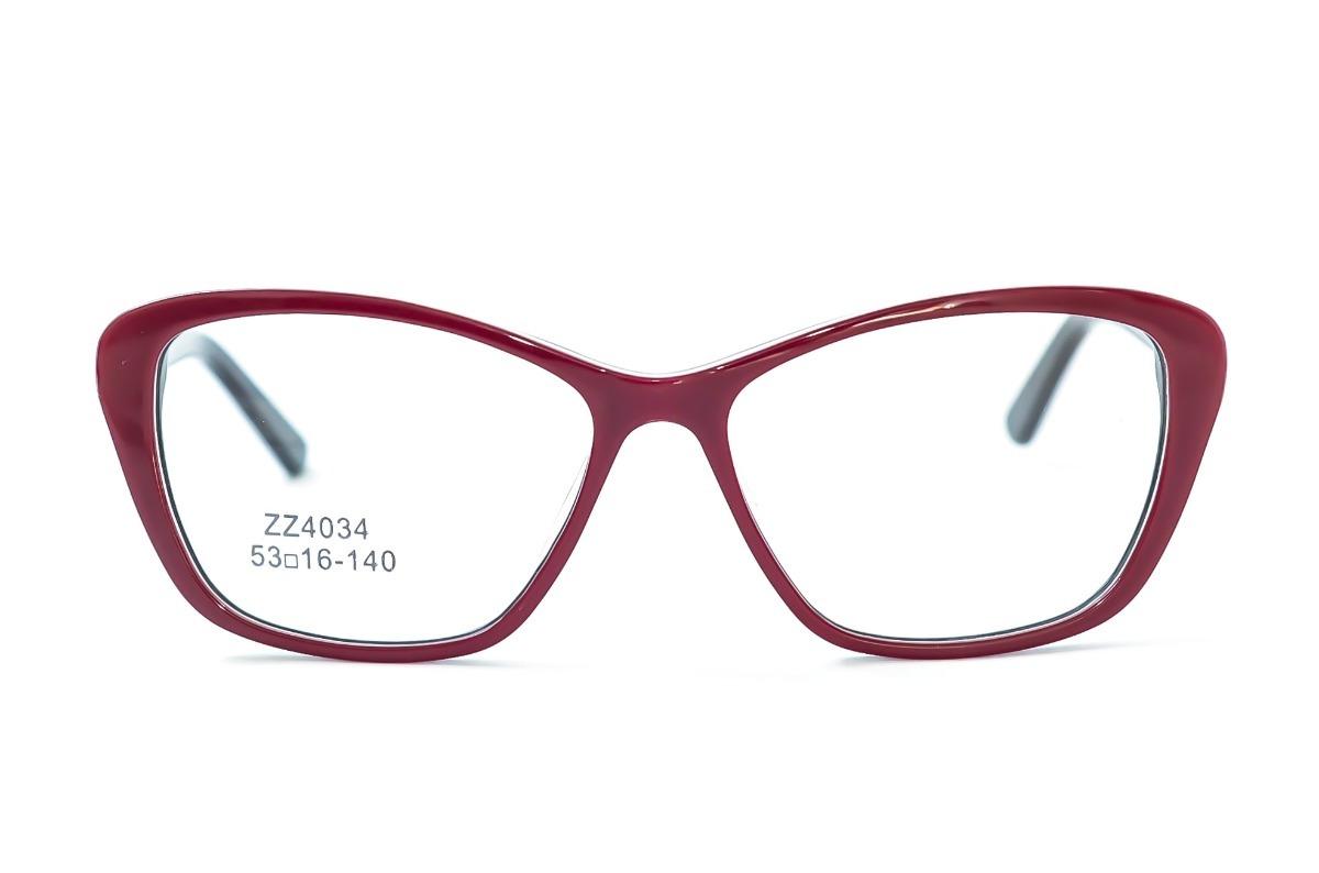 c88bebd20 armação óculos grau feminino vinho gatinho pinup zz4034. Carregando zoom.