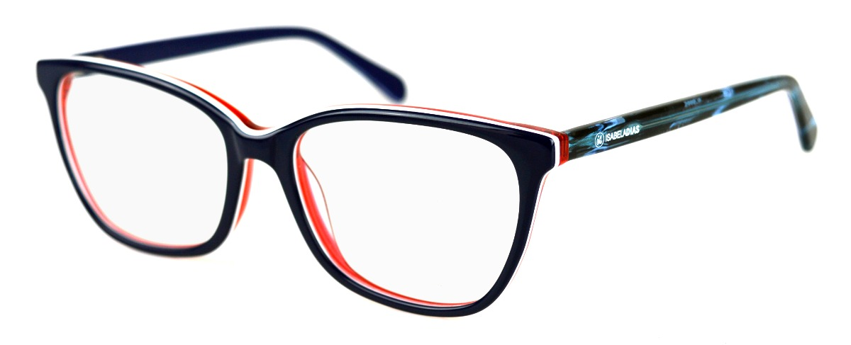 43a756a80acfb Armação Óculos Grau Feminino Vintage Barato Acetato Id5250 - R  59 ...