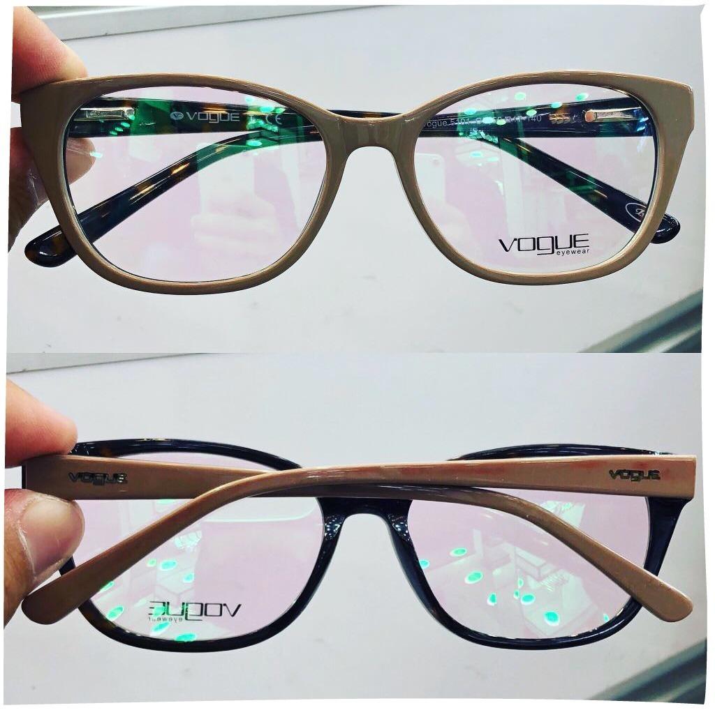 fe6ba9a5a93f3 armação oculos grau feminino vo91 importado acetato original. Carregando  zoom.