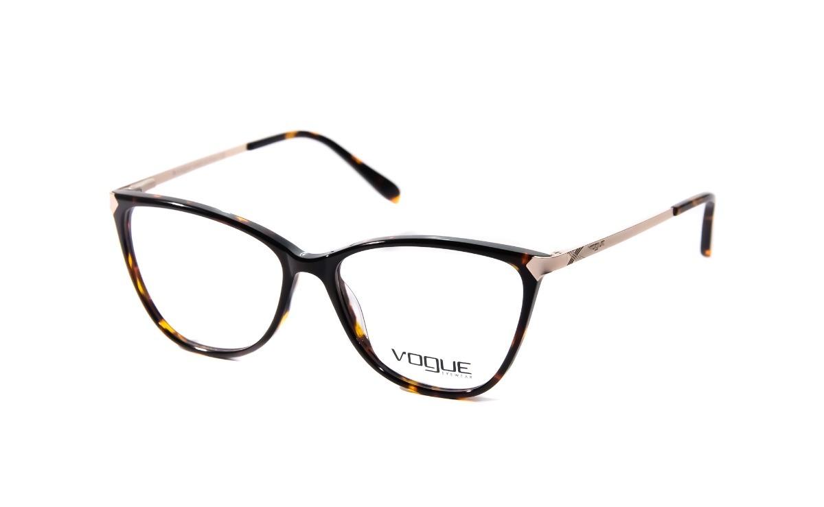 e8bebfbf949ca armação oculos grau feminino vogue acetato original 5232. Carregando zoom.
