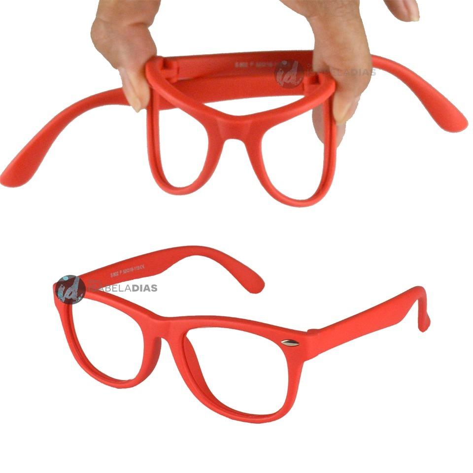armação oculos grau flexivel infantil 4-10 anos frete gratis. Carregando  zoom. bd08292ad6