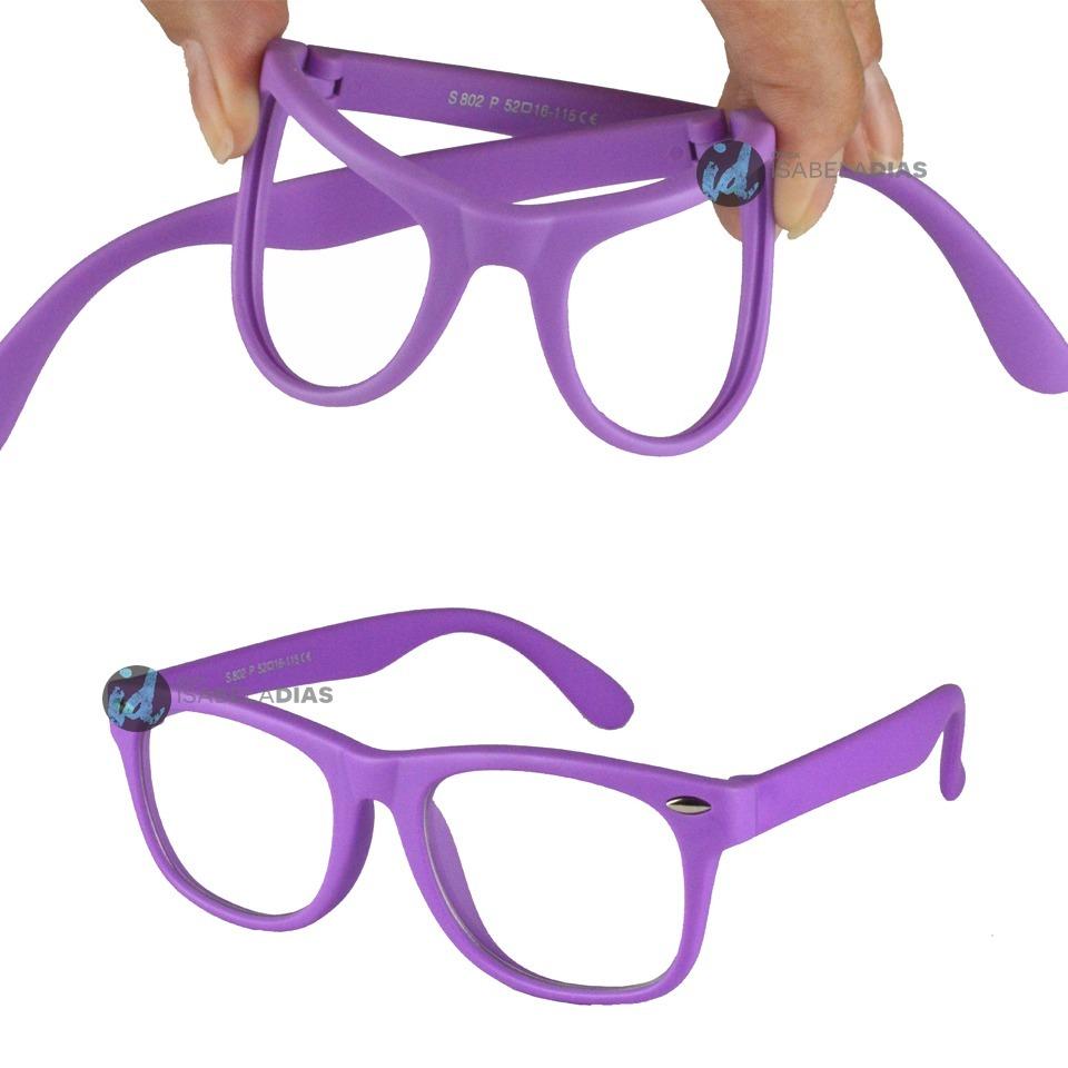 c47d6784c Armação Oculos Grau Flexivel Infantil 4-10 Anos Não Quebra - R$ 88 ...