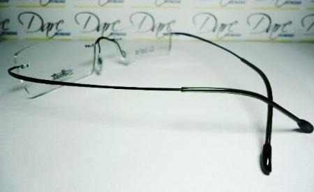 d901173c7 Armação Oculos Grau Flexivel Silhouette Titanium S Aro Preta - R$ 79 ...