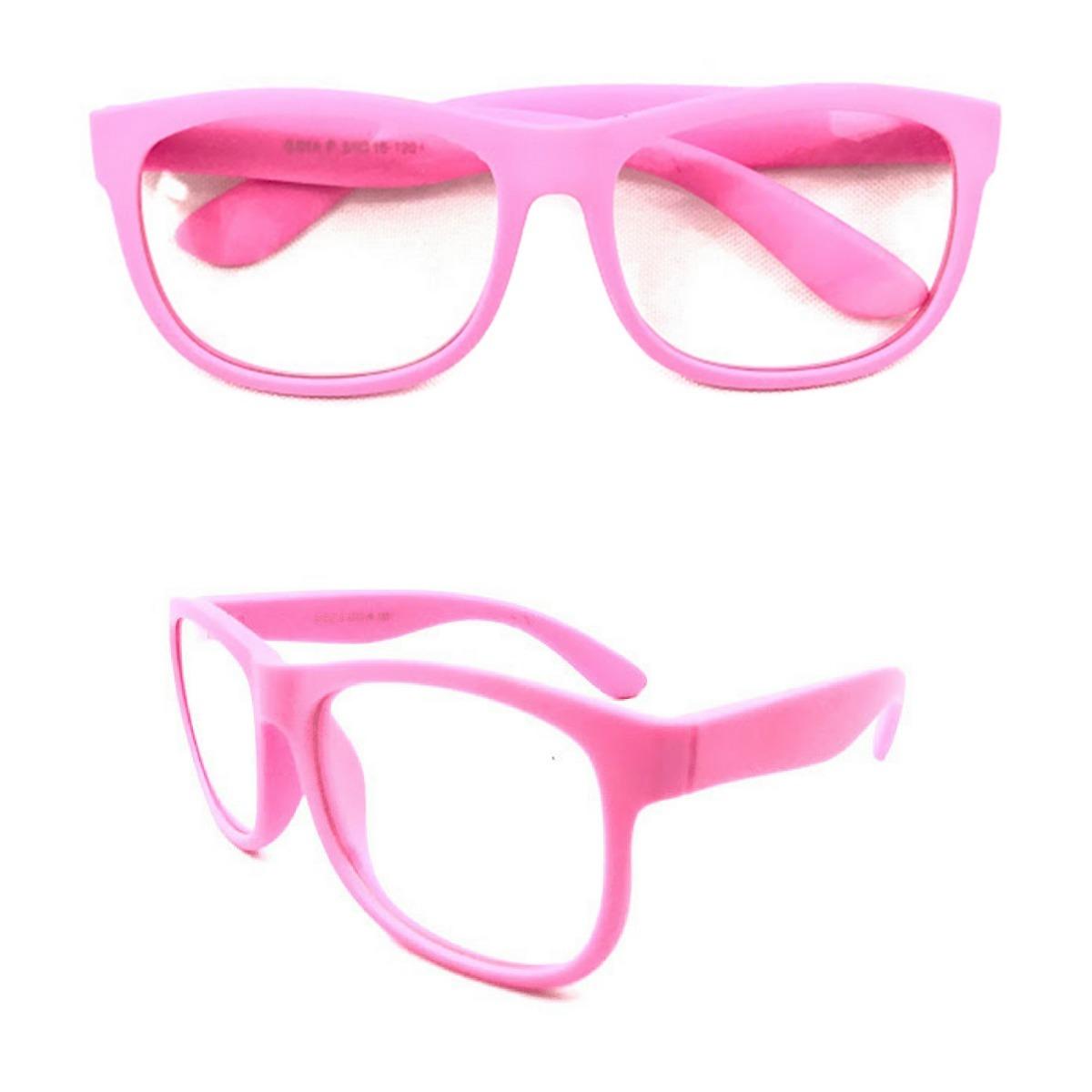 6df18bad9 armação óculos grau flexível silicone infantil s814 rosa. Carregando zoom.