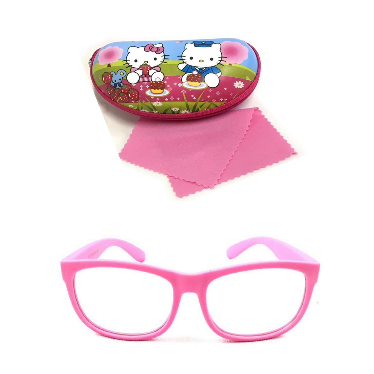 armação óculos grau flexível silicone infantil s814 rosa. Carregando zoom. 05bd09cb05