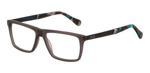 armação óculos grau fórum f6007g0655 unissex- refinado