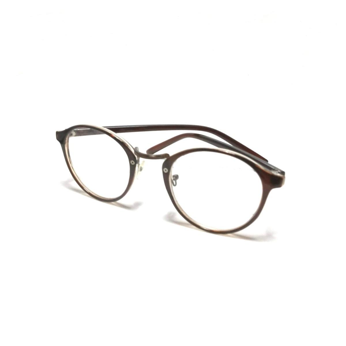 ddfe0aec02230 armação óculos grau geek retrô redondo masculino feminino. Carregando zoom.
