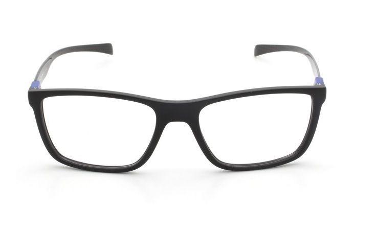 Armação Oculos Grau Hb Duotech 9313892033 Preto Fibra Carbon - R ... 8d8b49de7a