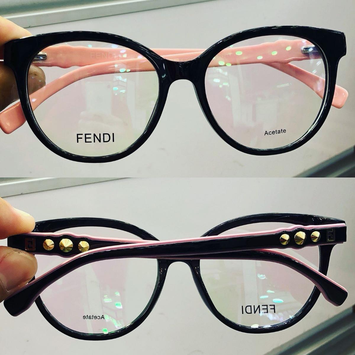 armação oculos grau importada feminino f66 acetato original. Carregando  zoom. 548f82ffea