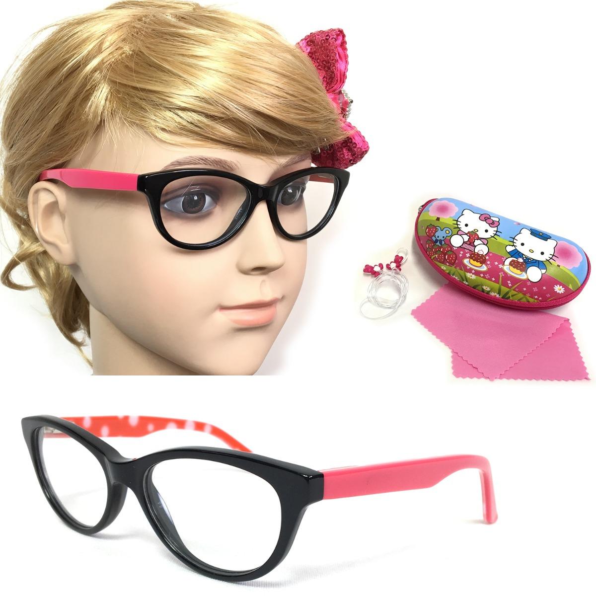 6a3d6e1397ada armação óculos grau infantil acetato menina criança s236. Carregando zoom.