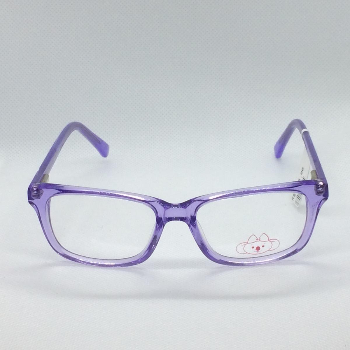 armação óculos grau infantil feminino lilica ripilica vlr038. Carregando  zoom. c47f89f609