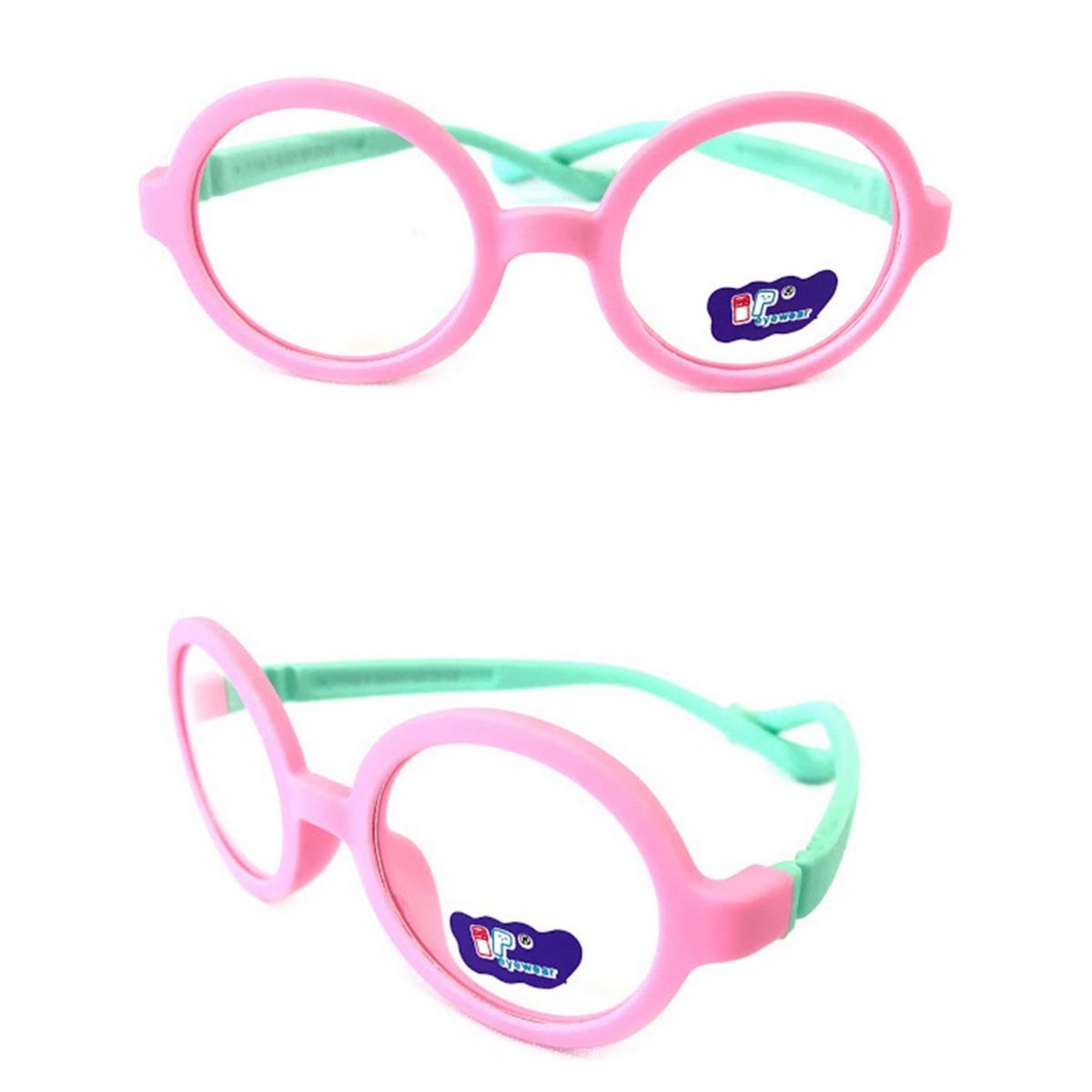 af56bcbcc armação óculos grau infantil flexível silicone menina 848p. Carregando zoom.