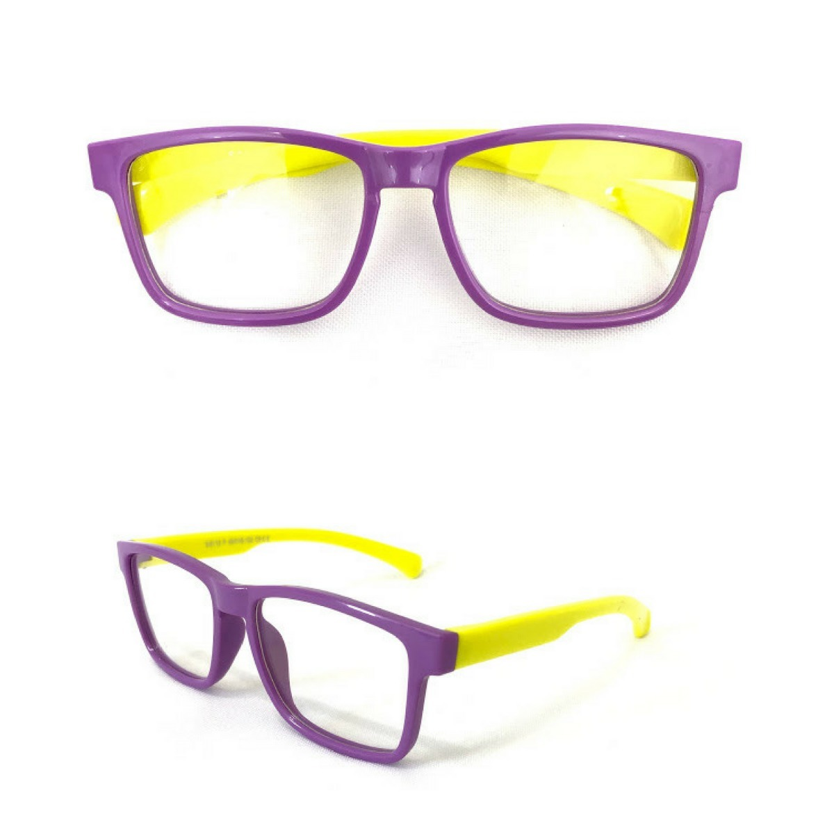 3097f6dcb armação óculos grau infantil flexível silicone menina s8113s. Carregando  zoom.