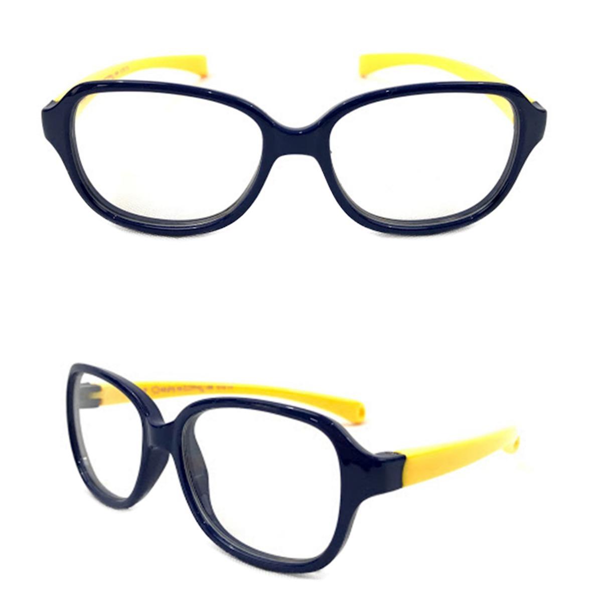 armação óculos grau infantil flexível silicone menino 8192. Carregando zoom. de4bf38908