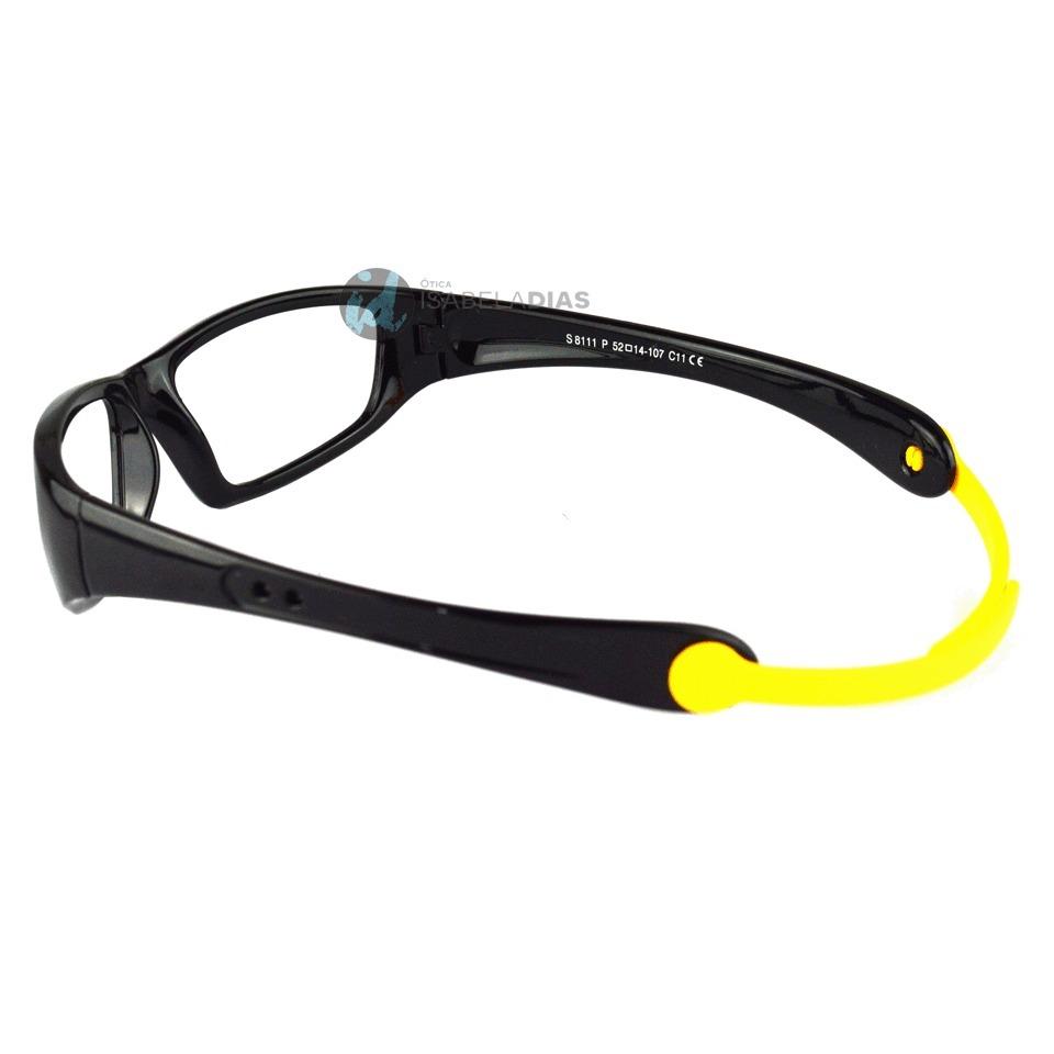197e77bffbef4 armação óculos grau infantil silicone esportivo flexivel. Carregando zoom.