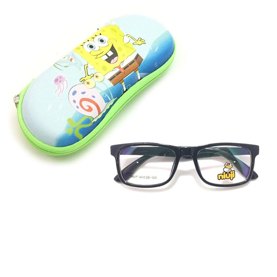 armação óculos grau infantil tr90 flexível menino 8607 niuji. Carregando  zoom. 13dff9251d