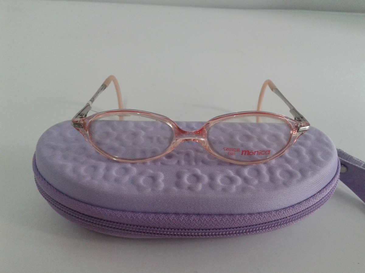 19ad3251fcee9 armação oculos grau infantil turma da monica feminino. Carregando zoom.
