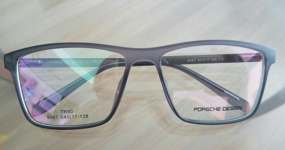 dceab5fd42f6e armação óculos grau masculina porsche design frete grátis. Carregando zoom.
