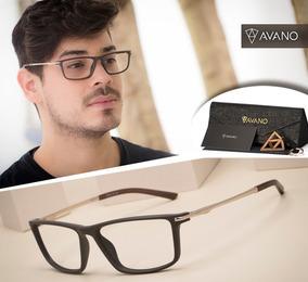 6bb68d2e5 Camisao Masculino Flanelado - Óculos no Mercado Livre Brasil