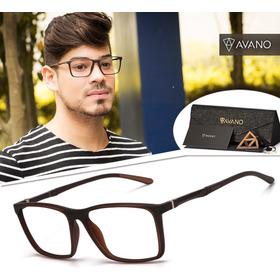 e858f8ce2 Armação P/ Oculos De Grau Meio Aro Oa4015 Masculino + Case - R$ 70 ...