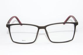 65e998d5f Armação Óculos Grau Masculino Benedetto Ba016-felipe+brinde!