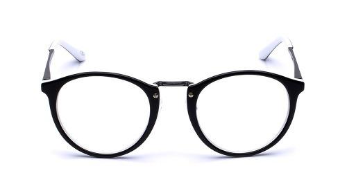 7cc59bf2245a7 Armação Oculos Grau Masculino Ea33 Acetato Redondo Original - R  122 ...