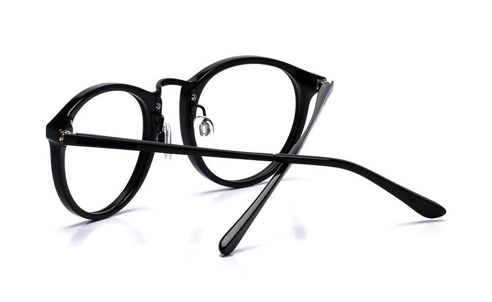 2499a77de armação oculos grau masculino ea63 acetato redondo promoção. Carregando zoom .