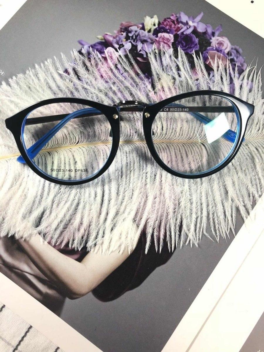 af27855eb armação oculos grau masculino importado df38 acetato redondo. Carregando  zoom.