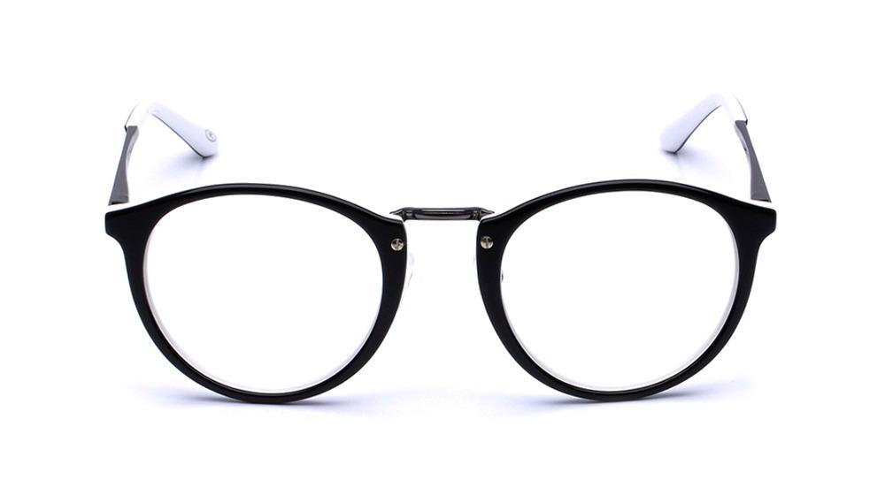 ee478f84099c1 armação oculos grau masculino importado ea34 acetato redondo. Carregando  zoom.