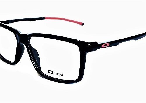 Armação Oculos Grau Masculino Oakley Ox3188 Original - R  104,00 em ... 4ebd7a2048