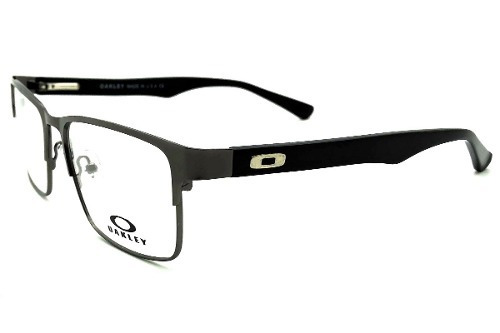 7b1db891f Armação Óculos Grau Masculino Oakley Ox3213 Original - R$ 138,00 em ...