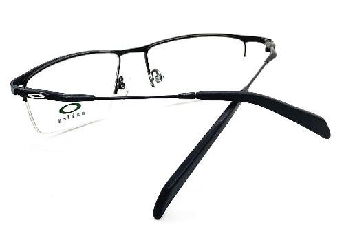33bb915e969be Armação Oculos Grau Masculino Oakley Ox5682 Premium Original - R  120