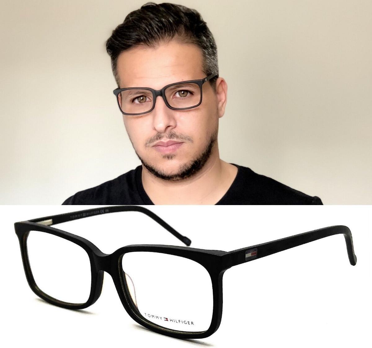 armação óculos grau masculino original th6201 plus acetato. Carregando zoom. 2ccba45652