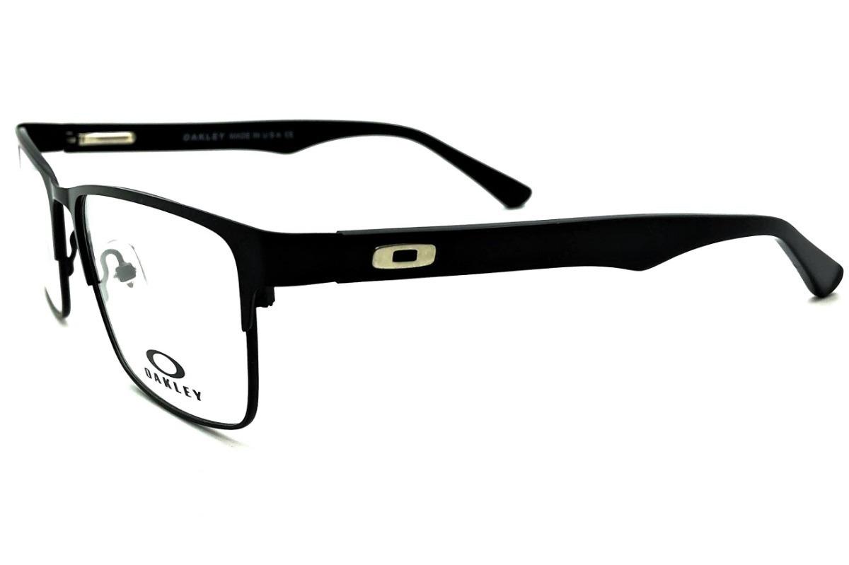 84b393041a8ce armação oculos grau masculino titânio ls170 oferta original. Carregando zoom .