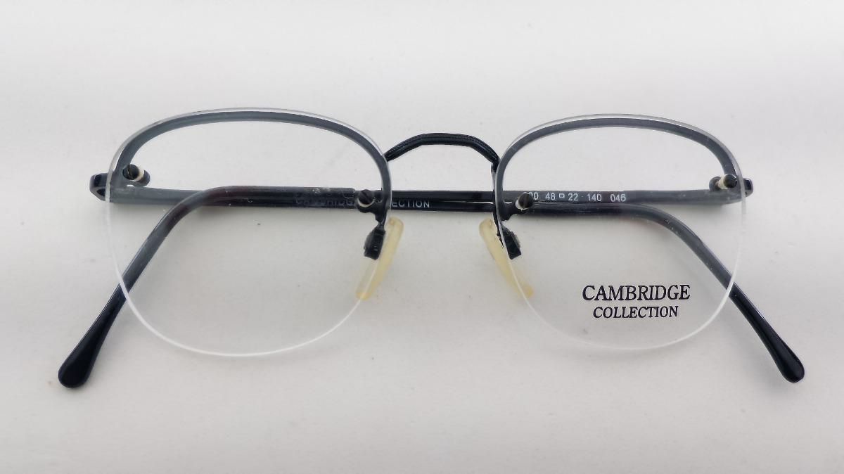 0732b7adfb1c5 Armação Óculos Grau  metal