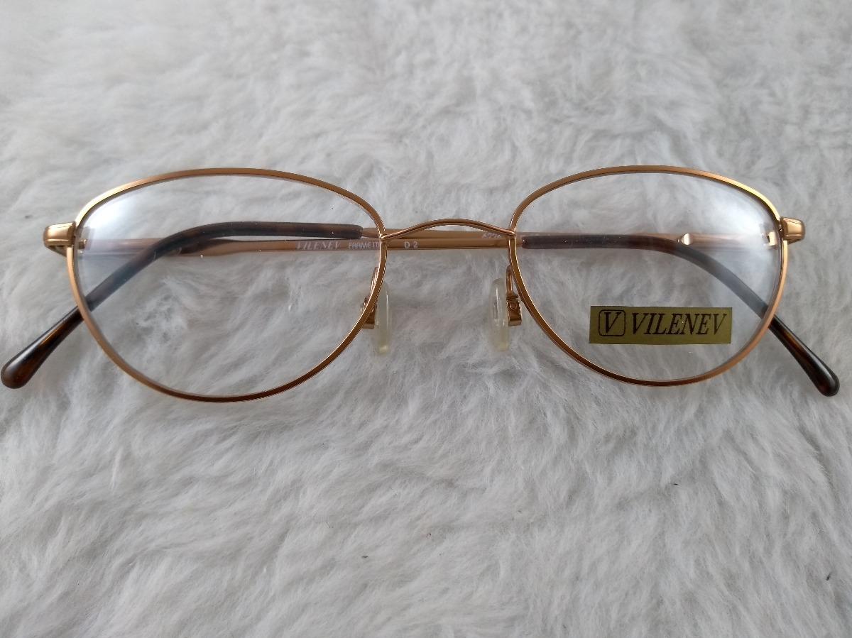 ccf951e4b55b3 Armação Óculos Grau Metal