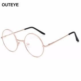 9a5053686 Rio Grande do Sul · Armação Óculos Grau Metal Redondo Harry Poter  Masc/femin Bh
