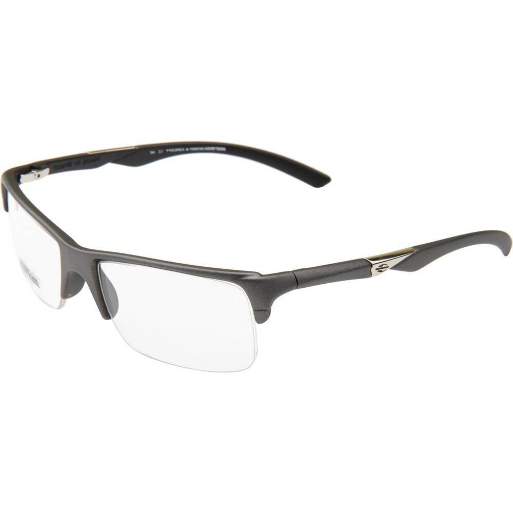 bbc41b51e81e6 armação oculos grau mormaii camburi air cinza original. Carregando zoom.