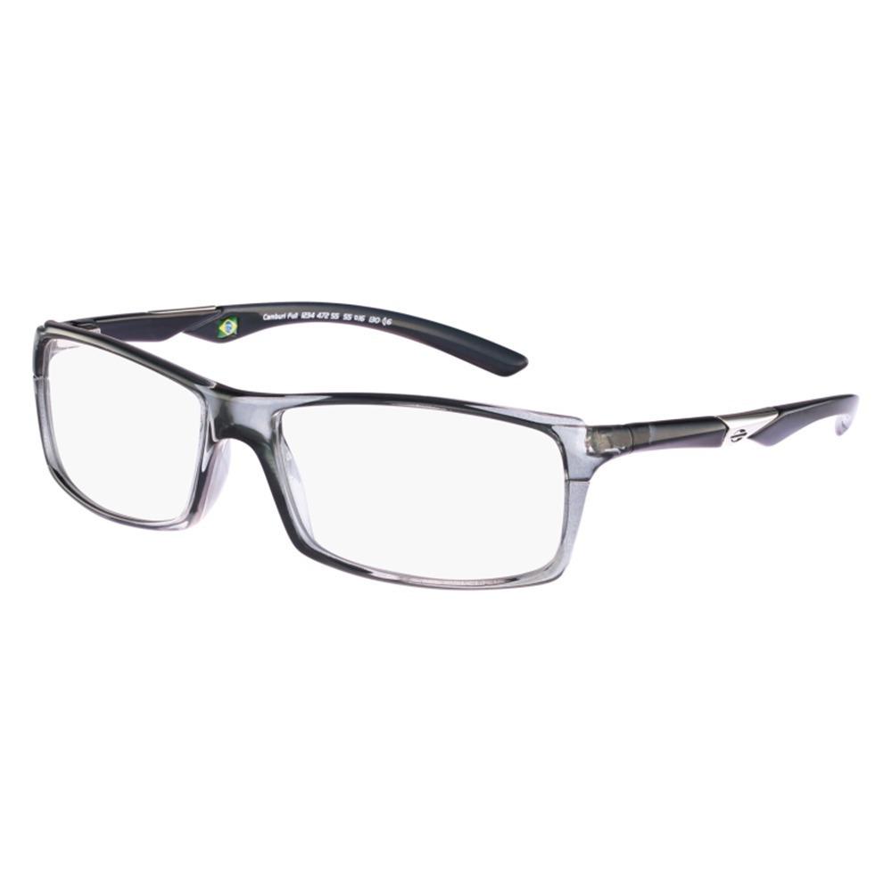 1a938145f7412 armação oculos grau mormaii camburi full cinza fume degrade. Carregando  zoom.