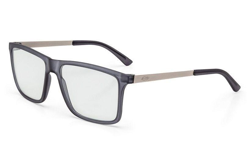 44a3aef3f46e4 Armação Oculos Grau Mormaii Khapa M6045d5056 Cinza - R  139,00 em Mercado  Livre