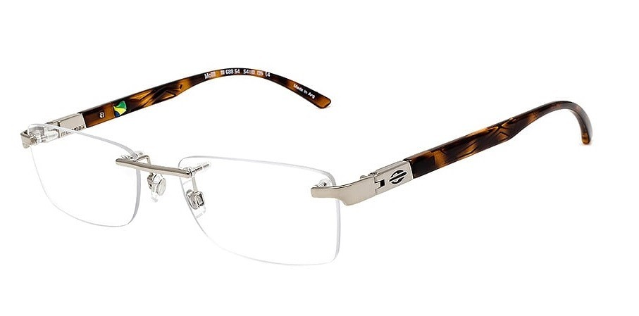 63cb455de armação oculos grau mormaii mo111168854 dourado marrom demi. Carregando  zoom.