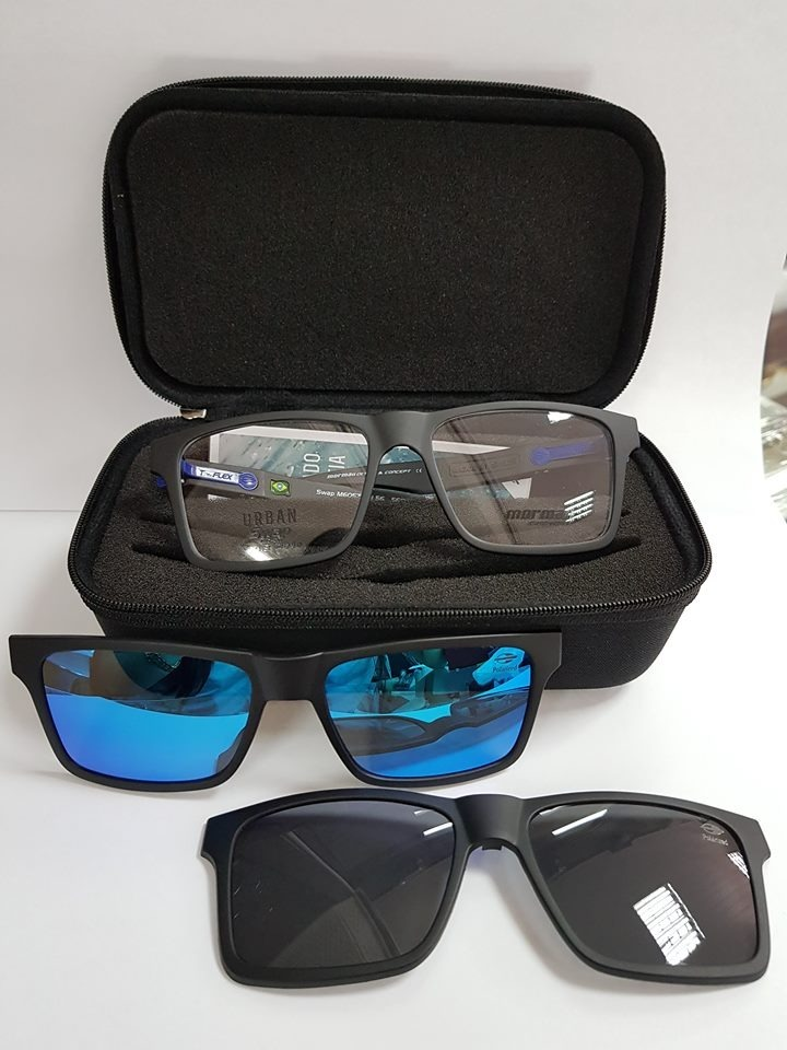 079180882 armação oculos grau mormaii swap m6057a4156 clip on ==11. Carregando zoom.