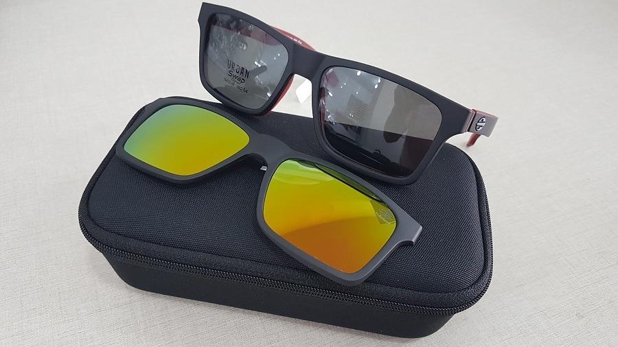 armação oculos grau mormaii swap m6057aa9 clipon polarizado. Carregando  zoom. 08c86c80e3