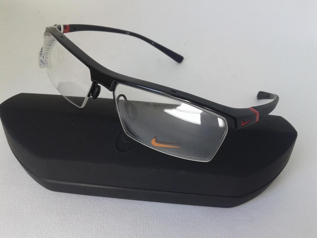 b9cfa493fe7de armação oculos grau nike 7071 1 002 57. Carregando zoom.