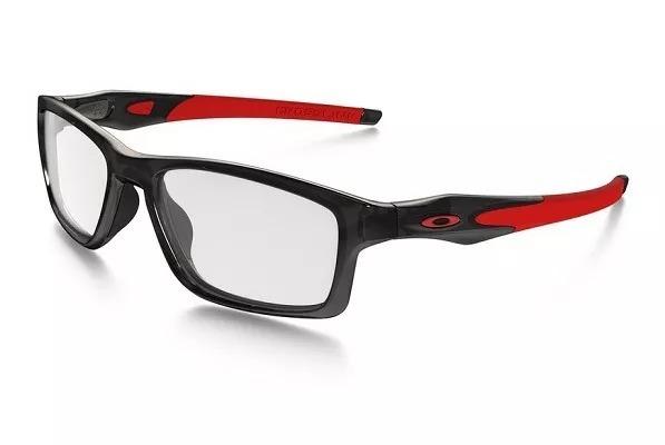 e71b34f1d Armação Oculos Grau Oakley Crosslink Barata Preço De Fabrica - R$ 99,00 em  Mercado Livre