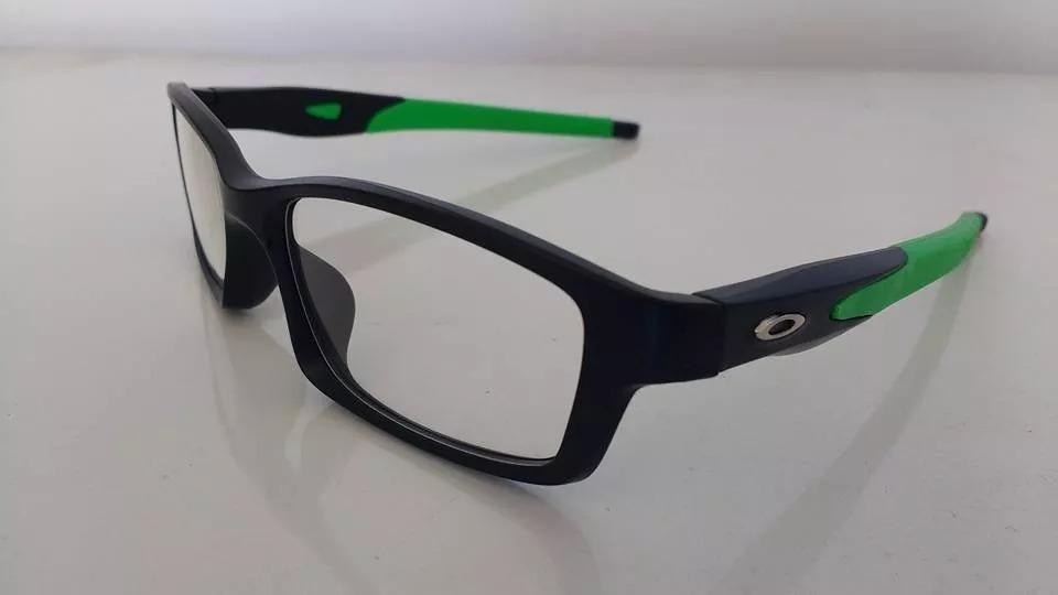 b43dbbdcb armação oculos grau oakley crosslink barata preço de fabrica. Carregando  zoom.